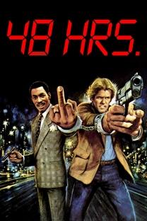 48 Horas - Poster / Capa / Cartaz - Oficial 7