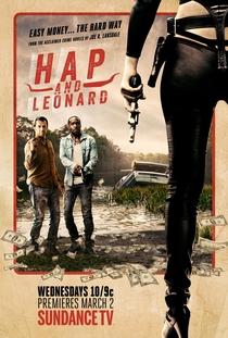 Hap and Leonard (1ª Temporada) - Poster / Capa / Cartaz - Oficial 1