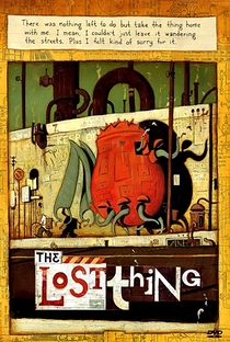 The Lost Thing - Poster / Capa / Cartaz - Oficial 5