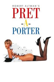 Prêt-à-Porter - Poster / Capa / Cartaz - Oficial 7