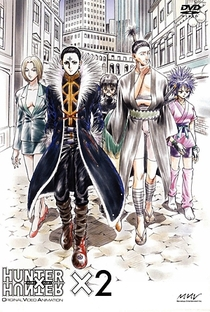 Hunter x Hunter (OVA 1: York Shin) - Poster / Capa / Cartaz - Oficial 2