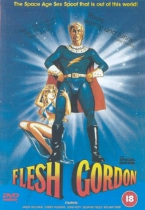 Flesh Gordon - Poster / Capa / Cartaz - Oficial 1