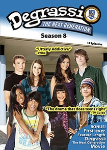 Degrassi: The Next Generation (8 Temporada) - Poster / Capa / Cartaz - Oficial 1