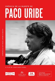 Crônica da Morte de Paco Uribe - Poster / Capa / Cartaz - Oficial 1