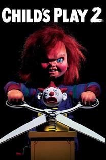 Brinquedo Assassino 2 - Poster / Capa / Cartaz - Oficial 3