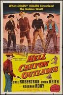 Quatro Pistoleiros e um Homem ((Hell Canyon Outlaws))