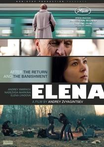 Elena - Poster / Capa / Cartaz - Oficial 3