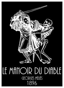 A Mansão do Diabo - Poster / Capa / Cartaz - Oficial 2
