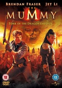 A Múmia: Tumba do Imperador Dragão - Poster / Capa / Cartaz - Oficial 9