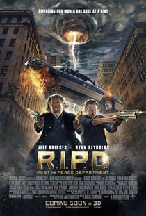 R.I.P.D. - Agentes do Além - Poster / Capa / Cartaz - Oficial 1