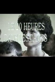 Le 20 heures dans les camps - Poster / Capa / Cartaz - Oficial 1