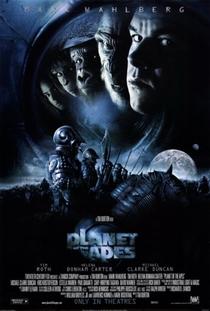 Planeta dos Macacos - Poster / Capa / Cartaz - Oficial 3