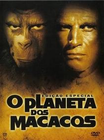 O Planeta dos Macacos - Poster / Capa / Cartaz - Oficial 1
