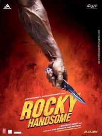 Rocky Handsome - Poster / Capa / Cartaz - Oficial 4