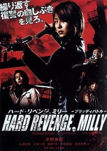 Hard Revenge, Milly: Bloody Battle - Poster / Capa / Cartaz - Oficial 1
