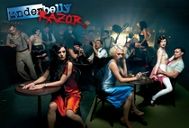 Underbelly Razor - Poster / Capa / Cartaz - Oficial 1