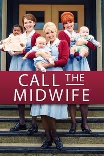 Call the Midwife (6ª Temporada) - Poster / Capa / Cartaz - Oficial 1