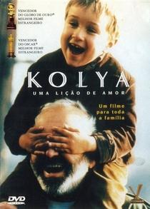 Kolya - Uma Lição de Amor - Poster / Capa / Cartaz - Oficial 8