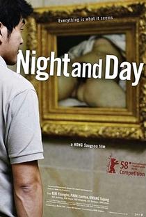 Noite e Dia - Poster / Capa / Cartaz - Oficial 5