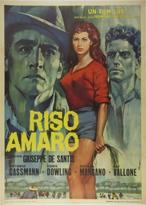 Arroz Amargo - Poster / Capa / Cartaz - Oficial 7