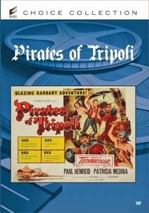 Piratas de Trípoli - Poster / Capa / Cartaz - Oficial 1
