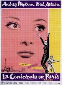 Cinderela em Paris - Poster / Capa / Cartaz - Oficial 13