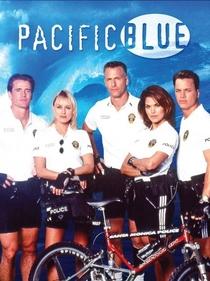 Pacific Blue (4ª Temporada)  - Poster / Capa / Cartaz - Oficial 1