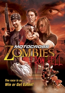 Motocross Zombies From Hell - Poster / Capa / Cartaz - Oficial 1