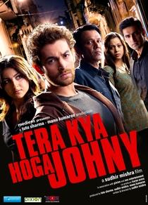 Tera Kya Hoga Johny - Poster / Capa / Cartaz - Oficial 1