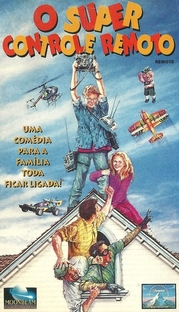 O Super Controle Remoto - Poster / Capa / Cartaz - Oficial 2