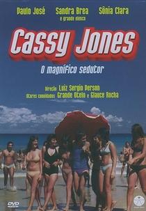 Cassy Jones, o Magnífico Sedutor - Poster / Capa / Cartaz - Oficial 1