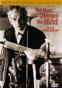 O Homem que Mudou de Alma - Poster / Capa / Cartaz - Oficial 1