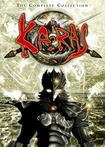 Karas - Poster / Capa / Cartaz - Oficial 1