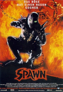 Spawn - O Soldado do Inferno - Poster / Capa / Cartaz - Oficial 3