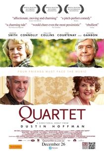 O Quarteto - Poster / Capa / Cartaz - Oficial 2