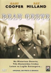 Beau Geste - Poster / Capa / Cartaz - Oficial 7