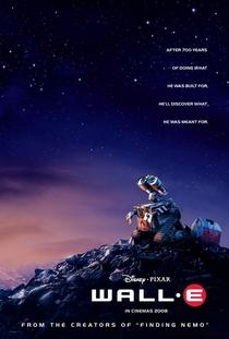 WALL·E - Poster / Capa / Cartaz - Oficial 1