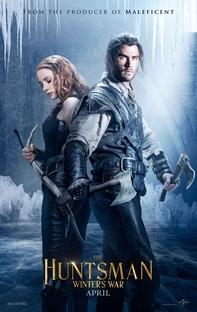 O Caçador e a Rainha do Gelo - Poster / Capa / Cartaz - Oficial 15