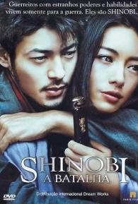 Shinobi - A Batalha - Poster / Capa / Cartaz - Oficial 1