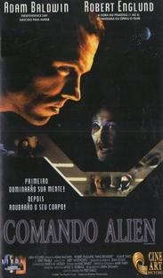Comando Alien - Poster / Capa / Cartaz - Oficial 1
