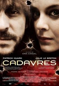 Cadavres - Poster / Capa / Cartaz - Oficial 1