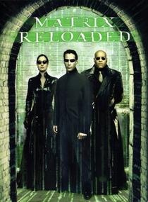 Matrix Reloaded - Poster / Capa / Cartaz - Oficial 1