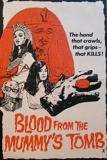 Sangue no Sarcófago da Múmia - Poster / Capa / Cartaz - Oficial 6