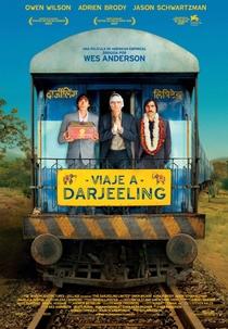 Viagem a Darjeeling - Poster / Capa / Cartaz - Oficial 2