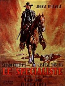 O Especialista - Poster / Capa / Cartaz - Oficial 1