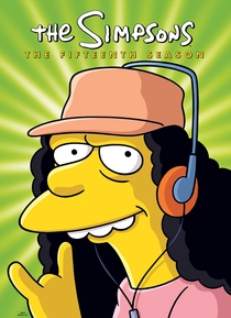 Os Simpsons (15ª Temporada) - Poster / Capa / Cartaz - Oficial 1