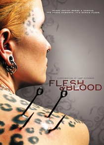 Flesh and Blood - Poster / Capa / Cartaz - Oficial 1
