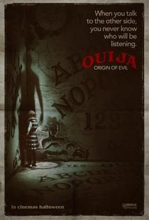 Ouija: Origem do Mal - Poster / Capa / Cartaz - Oficial 4