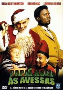 Papai Noel às Avessas - Poster / Capa / Cartaz - Oficial 5