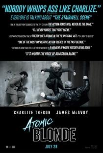Atômica - Poster / Capa / Cartaz - Oficial 8